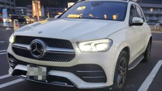 GLE MERCEDES BENZ 2019